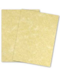 Astroparche - ANCIENT GOLD - 8.5 x 11 Parchment Paper - 60lb Text - 500 PK
