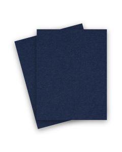 BASIS COLORS - 8.5 x 11 CARDSTOCK PAPER - Navy - 80LB COVER - 1200 PK