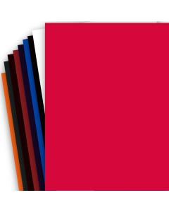 Plike (Plastic-Like) Paper 28.3 x 40.2 Folio - 122LB COVER - 50 PK