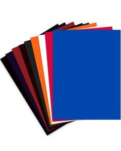 Plike (Plastic-Like) 8.5 x 11 Cardstock Paper - 122LB COVER - Letter Size