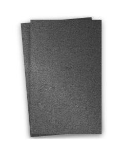 Stardream Metallic 11X17 Card Stock Paper - ANTHRACITE - 105lb Cover (284gsm) - 100 PK
