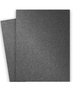 Stardream Metallic - 28X40 Full Size Paper - ANTHRACITE - 105lb Cover (284gsm)