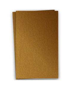 Stardream Metallic - 12X18 Card Stock Paper - ANTIQUE GOLD - 105lb Cover (284gsm) - 100 PK