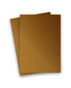Stardream Metallic - 8.5X14 Legal Size Card Stock Paper - Antique Gold - 105lb Cover (284gsm) - 150 PK