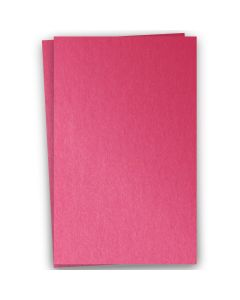 Stardream Metallic - 12X18 Card Stock Paper - AZALEA - 105lb Cover (284gsm) - 100 PK