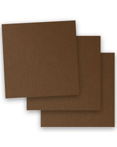 Stardream Metallic - 12X12 Card Stock Paper - BRONZE - 105lb Cover (284gsm) - 100 PK