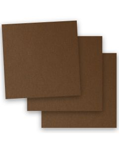 Stardream Metallic - 12X12 Paper - BRONZE - 32/81lb Text (120gsm) - 50 PK