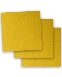 Stardream Metallic - 12X12 Paper - FINE GOLD - 32/81lb Text (120gsm) - 50 PK