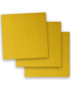 Stardream Metallic - 12X12 Card Stock Paper - FINE GOLD - 105lb Cover (284gsm) - 35 PK