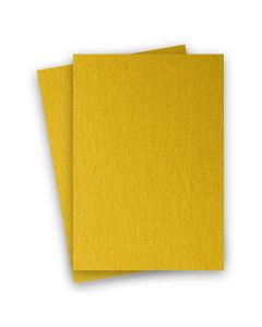 Stardream Metallic - 8.5X14 Legal Size Card Stock Paper - Fine Gold - 105lb Cover (284gsm) - 150 PK