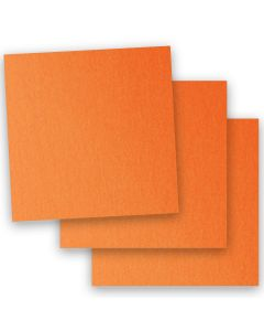 Stardream Metallic - 12X12 Paper - FLAME - 32/81lb Text (120gsm) - 50 PK