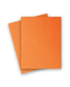 Stardream Metallic - 8.5X11 Card Stock Paper - FLAME - 105lb Cover (284gsm) - 1000 PK
