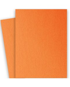 Stardream Metallic - 28X40 Full Size Paper - FLAME - 81lb Text (120gsm) - 250 PK