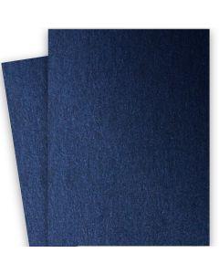 Stardream Metallic - 28X40 Full Size Paper - LAPIS LAZULI - 105lb Cover (284gsm) - 100 PK