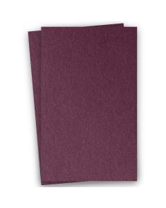 Stardream Metallic 11X17 Card Stock Paper - RUBY - 105lb Cover (284gsm) - 100 PK