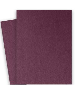 Stardream Metallic - 28X40 Full Size Paper - RUBY - 105lb Cover (284gsm)