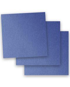 Stardream Metallic - 12X12 Card Stock Paper - SAPPHIRE - 105lb Cover (284gsm) - 35 PK