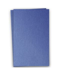Stardream Metallic - 12X18 Card Stock Paper - SAPPHIRE - 105lb Cover (284gsm) - 100 PK