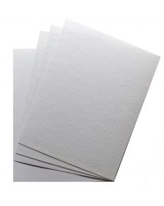 [Clearance] SOFTY White - 8.5 x 11 Card Stock Paper - 92lb Cover (250gsm) - 25 PK