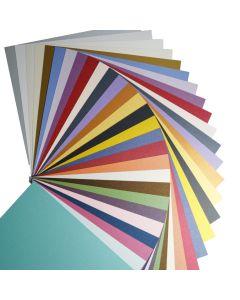 Stardream Metallics 12-x-12 Variety Pack 32/81lb Text (28 colors / 3 each) - 84 PK