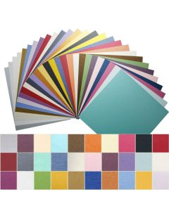 Stardream Metallic - 12X12 Card Stock Paper - 105lb Cover (284gsm)