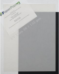 UV Ultra 36 / 135 gsm Translucent Paper