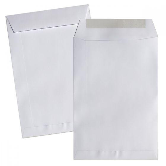 Catalog Envelopes - 28lb WHITE WOVE - (6.5 x 9.5) - 500 Box [DFS-48]