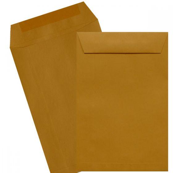 6X9 Catalog Envelopes - 24lb Brown Kraft - (6 x 9) - 500 PK [DFS-48]