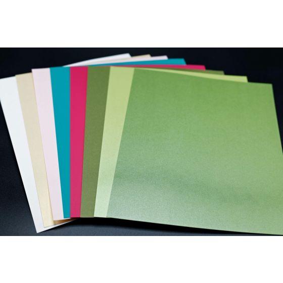 FAVORITE Tropics Mix - Text Papers - (8 colors / 5 each) 40 sheets [DFS]