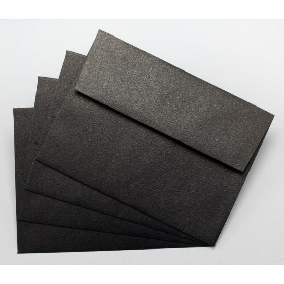 [Clearance] Dali Dore - A6 Envelopes (4.75-x-6.5) - NERO - 25 PK