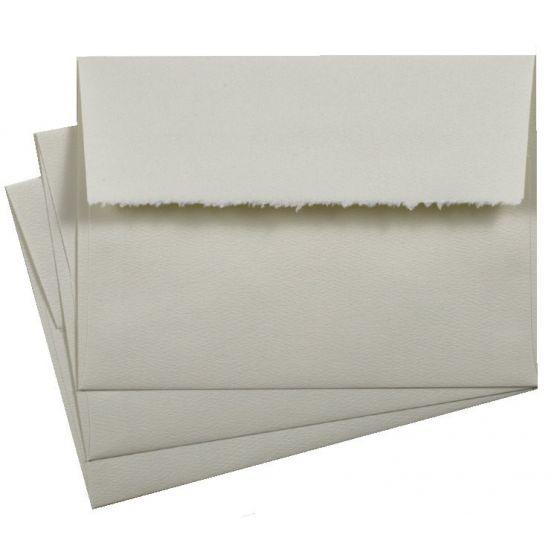 A7 Natural Deckled Edge Envelopes
