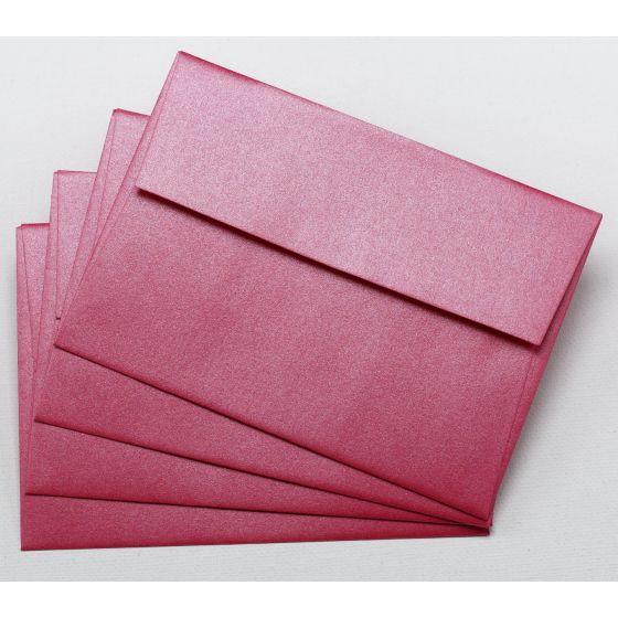 Stardream Metallic - A1 Envelopes (3.625-x-5.125) - AZALEA - 25 PK [DFS]