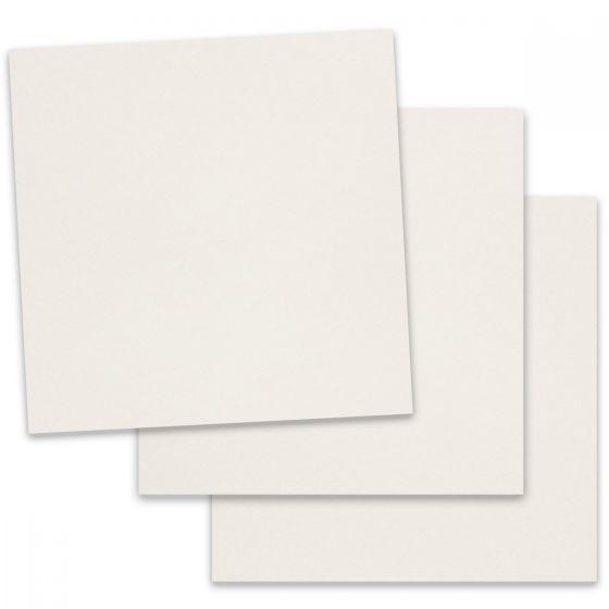 Curious Metallic - CRYOGEN WHITE 12X12 Card Stock Paper 89lb Cover - 100 PK