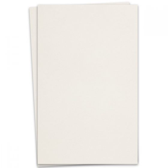 Curious Metallic - CRYOGEN WHITE  12X18 Paper 32/80lb Text - 200 PK [DFS-48]
