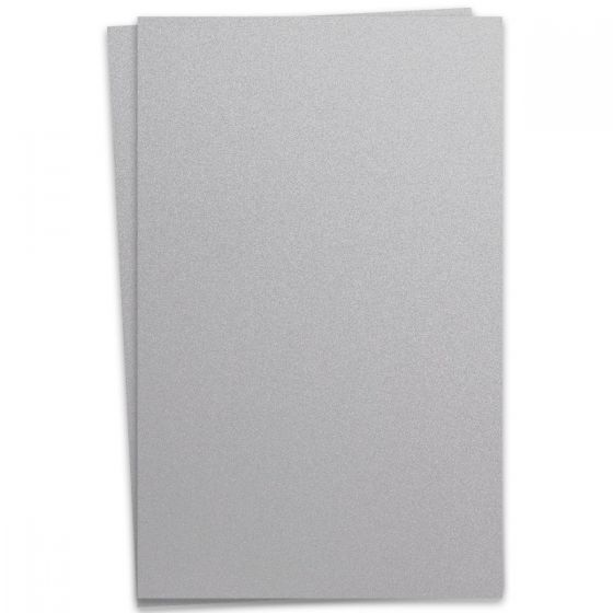 Curious Metallic - GALVANISED 12X18 Card Stock Paper 111lb Cover - 100 PK