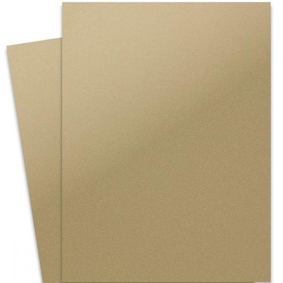 Curious Metallic - GOLD LEAF 27X39 Full Size Paper 32/80lb Text