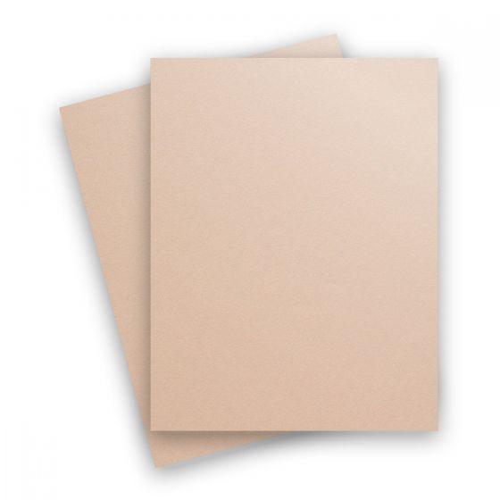 Curious Metallic - NUDE 8.5X11 Letter Size Paper 32/80lb Text - 50 PK
