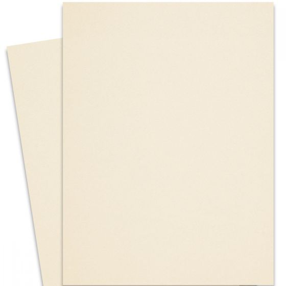 Curious Metallic - POISON IVORY 27X39 Full Size Card Stock Paper 89lb Cover - 125 PK