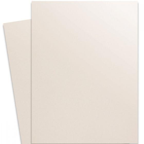 Curious Metallic - VIRTUAL PEARL 27X39 Full Size Card Stock Paper 89lb Cover - 125 PK