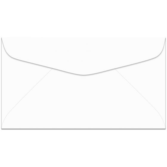 Mohawk Superfine ULTRAWHITE Smooth - #6-3/4 Envelopes (24W 3-5/8x6-1/2) - 5000 PK