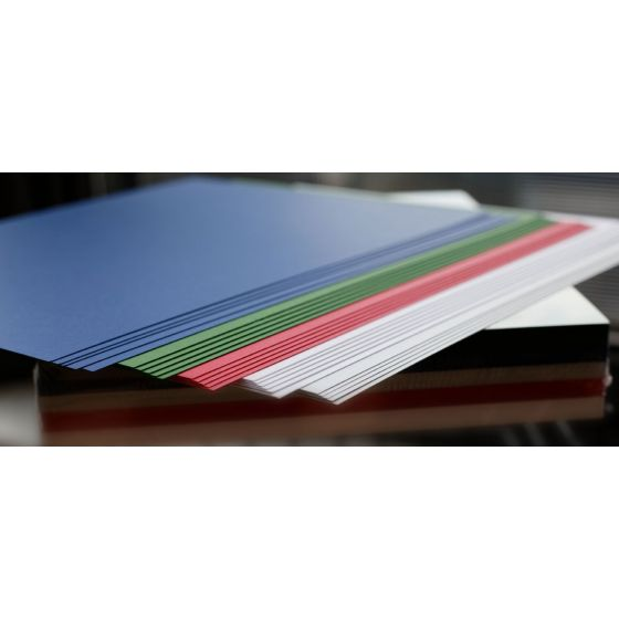 Assorted Colorful Shimmer Card Stock Paper - Cool Shimmer Variety Pack - 8.5-x-11-inches - (5 color / 10 sheets each) - 50 PK [DFS]