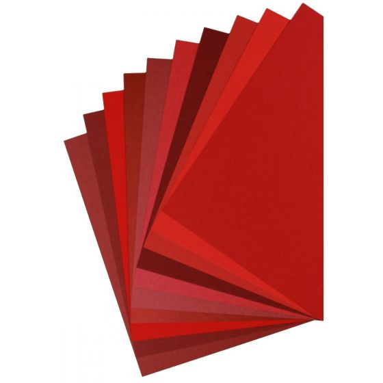 Favorite Red Cardstock sampler pack