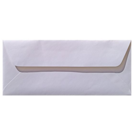 [Clearance] Navajo Smooth Brilliant White - No. 10 Envelopes (70T/Square Flap/ungummed) - 25 PK