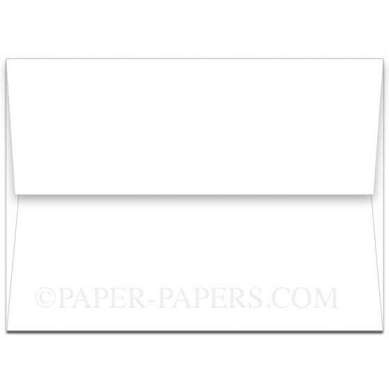 Cranes Crest (Wove) - A7 Envelopes - 100% Cotton - Fluorescent White - 250 PK