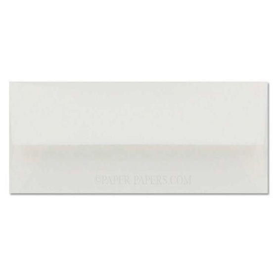 Cranes Crest (Wove) - NO. 10 Envelopes (Square Flap) - 100% Cotton - Pearl White - 500 PK [DFS-48]