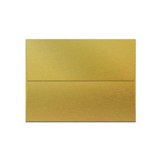 Curious Metallic ENVELOPES - A2 Envelopes - SUPER GOLD - 1000 PK [DFS-48]