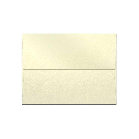 Curious Metallic ENVELOPES - A2 Envelopes - WHITE GOLD - 250 PK [DFS-48]