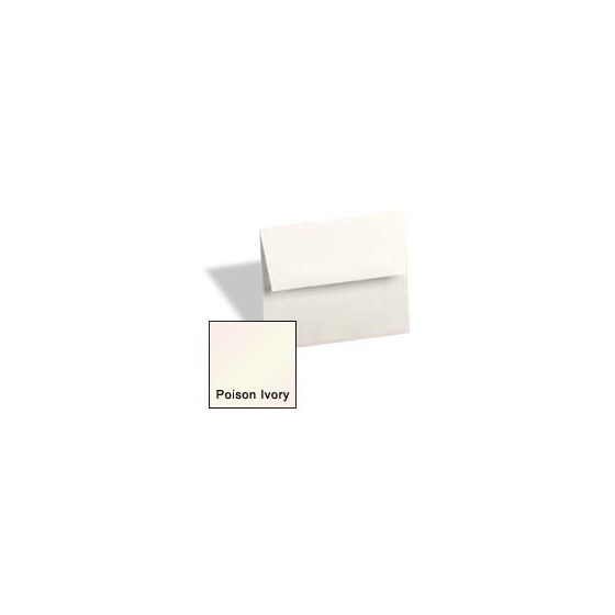 [Clearance] Curious Metallic ENVELOPES - A1 Envelopes - POISON IVORY - 250 PK
