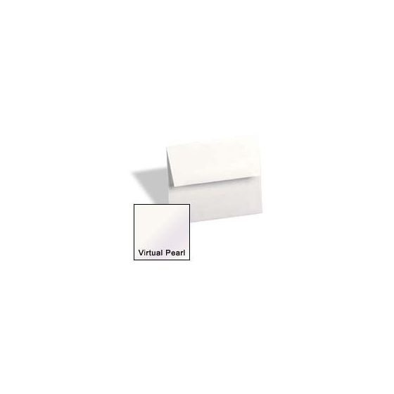 [Clearance] Curious Metallic ENVELOPES - A1 Envelopes - VIRTUAL PEARL - 250 PK