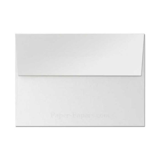 [Clearance] Curious Metallic ENVELOPES - A9 Envelopes - ICE SILVER - 25 PK
